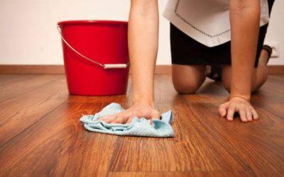 Consejo de limpieza: Manchas de aceite del suelo